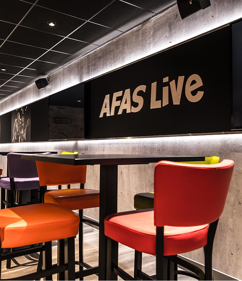AFAS live amsterdam