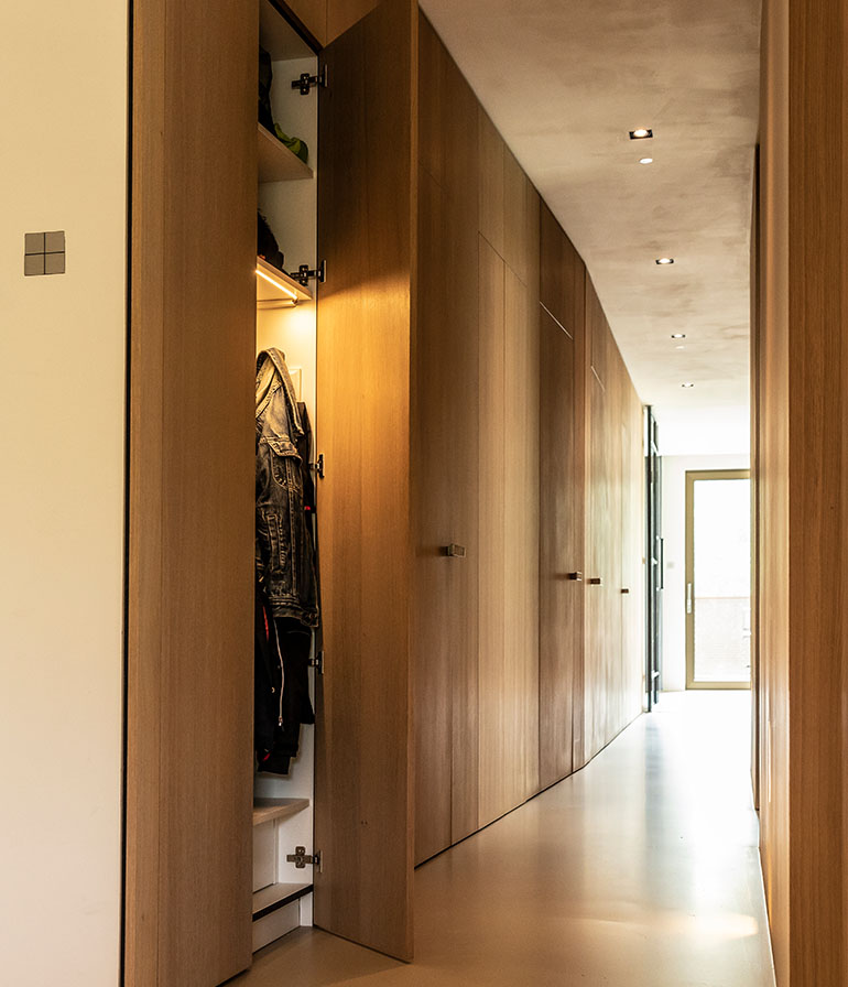 Design appartement Amsterdam